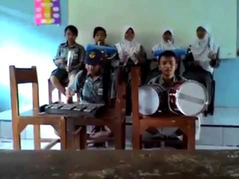 Aranseman Lagu Daerah  Jawa tengah Indonesia