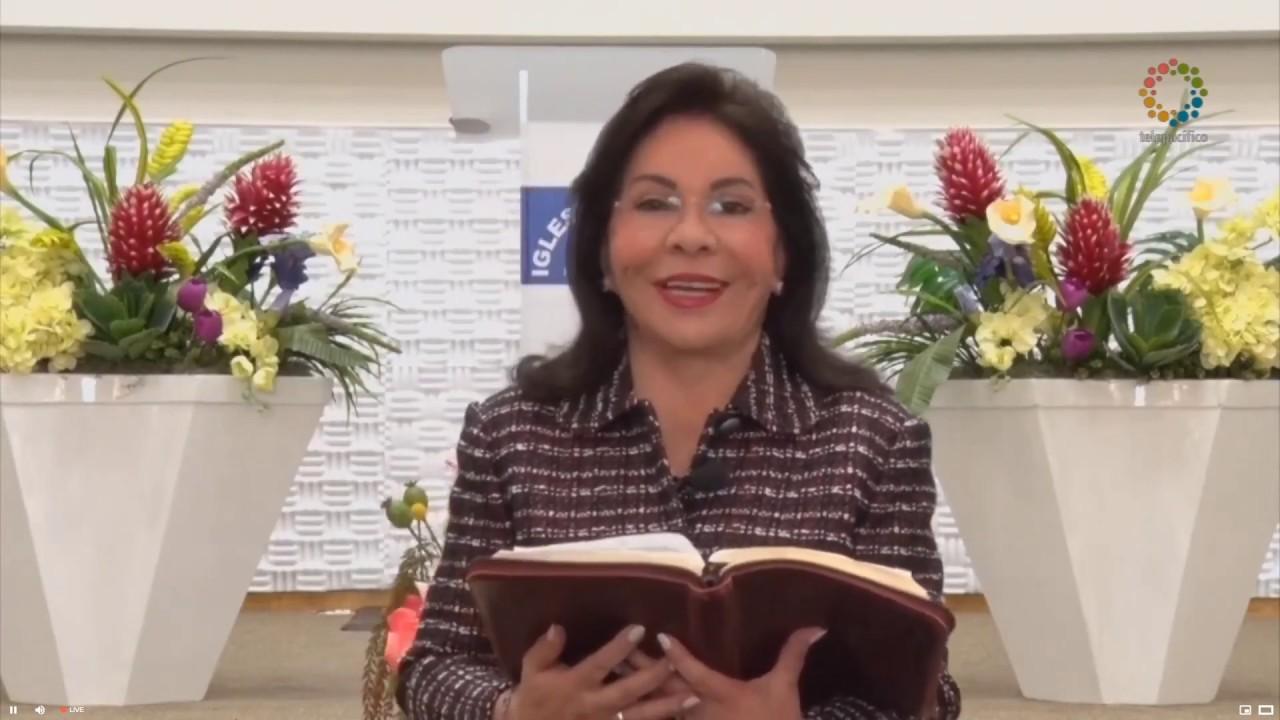Momento de reflexión espiritual: Hna. María Luisa Piraquive - Telepacífico (8 de junio de 2020)