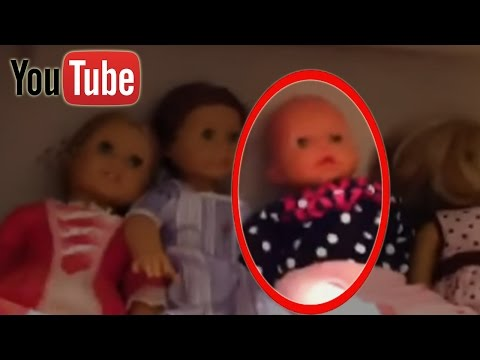 Thumbnail: 10 DEMONIC and POSSESSED Dolls Caught on Camera