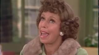 """Carol Burnett - The Family: """"Teacher's Dilemma"""" (Uncut)"""