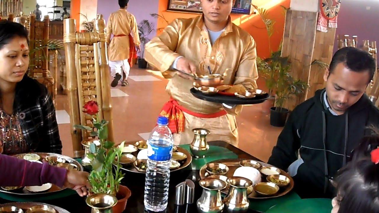 Assamese traditional cuisine youtube for Assamese cuisine