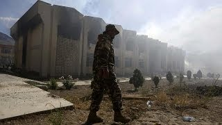 Red Cross offices attacked in Afghan city of Jalalabad