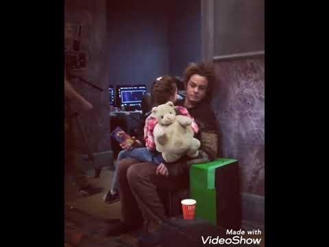 """Видео со съёмок фильма """"Домовой"""" часть 2"""