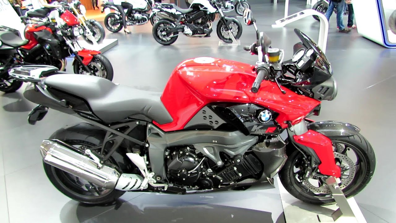 2014 BMW K1300R Walkaround - 2013 EICMA Milano Motorcycle Exhibition ...