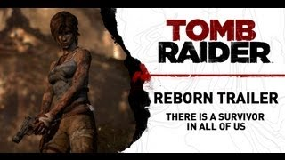 Tomb Raider [UK] Reborn Trailer