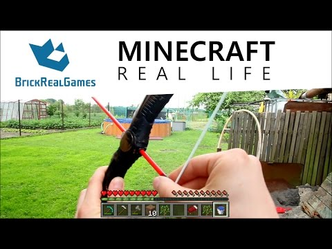 minecraft how to make a fire bow