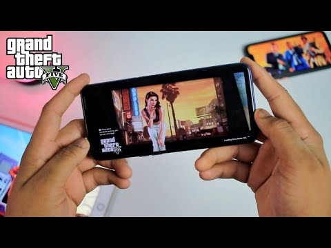 How To Play GTA V On Any Android Phone (100% Working)