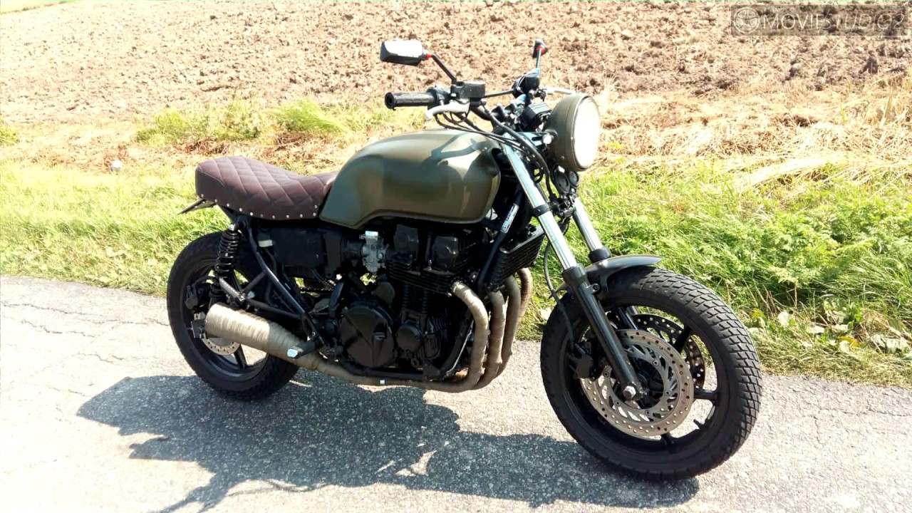 honda cb750 seven fifty scrambler caferacer project youtube. Black Bedroom Furniture Sets. Home Design Ideas