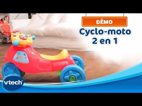 Cyclo-moto 2 En 1 - Pour Les Bébés Riders | VTech