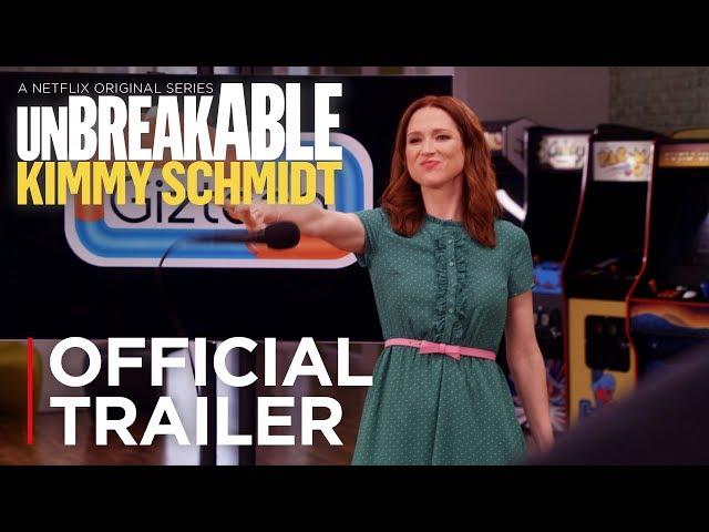 Unbreakable Kimmy Schmidt: Final Episodes | Official Trailer [HD] | Netflix