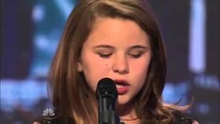 Anna Christine une fille de 10 ans chante comme une femme, clip # 2(, 2013-06-12T01:50:21.000Z)