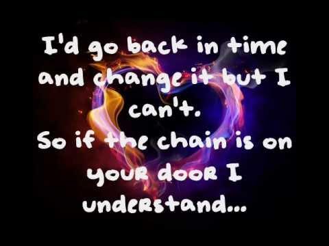 Taylor Swift - Back To December (Male Version + Lyrics)