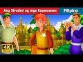 ang siyudad ng mga kayamanan the city of fortune story filipino fairy tales