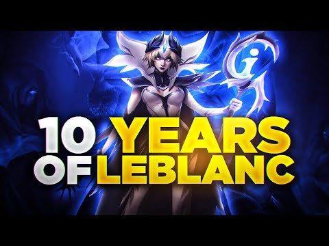 This Is What 10 Years Of Leblanc Experience Looks Like