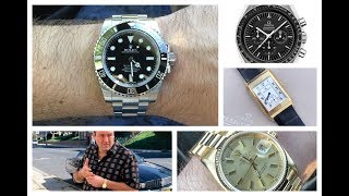 Top 5 Most Iconic Watches Every Watch Collector Should Own - From Rolex to JLC