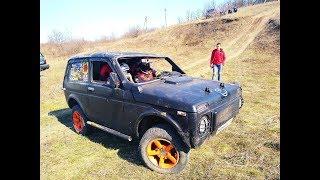 Джип-триал Александровск 2019