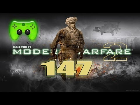 MODERN WARFARE 2 # 147 - Fuel Snipermatch «»  Let's Play Modern Warfare 2 | HD