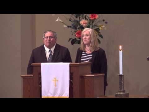 Then Sings My Soul (How Great Thou Art) - Amy Wittenburg and Mike Woodrum, Duet