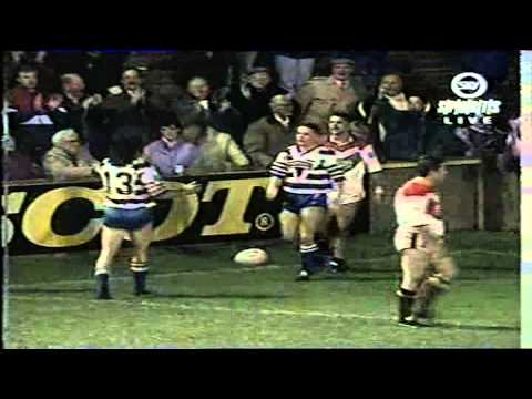 Hull KR vs Halifax Oct 91