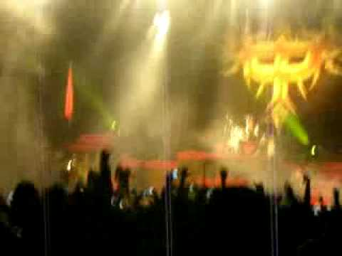 Judas Priest - Breaking the law - Bogota 2008