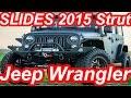 SLIDES Strut Jeep Wrangler 2015
