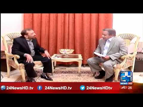 Mujahid Live: Exclusive interview of Dr Farooq Sattar   29th August 2016