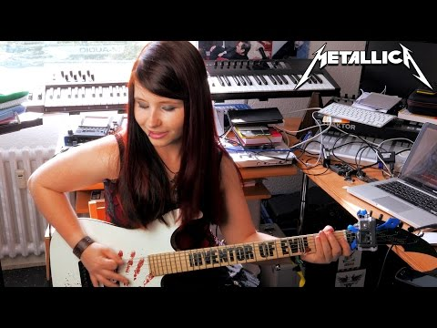 METALLICA - The Day That Never Comes [GUITAR COVER] with SOLO by Jassy J