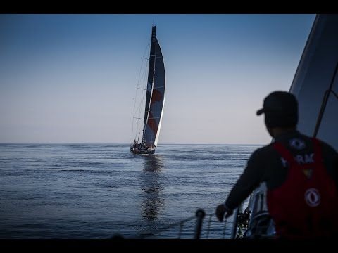 LEG 9, DAY 1 - WELCOME TO BRITANNY TIDES