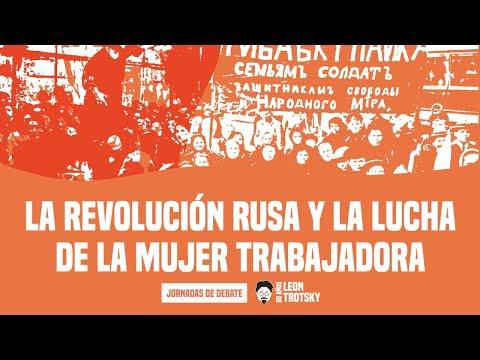 Charla - La revolución rusa y la lucha de la mujer trabajadora // A 80 años del asesinato de Trotsky