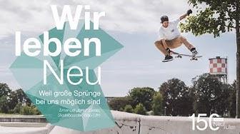 """150 Jahre Stadt Neu-Ulm: """"Wir leben Neu"""""""