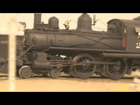 Jack Burgess Yosemite Valley Railway part 1