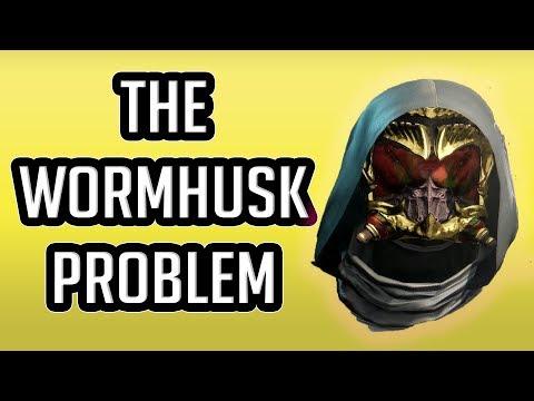 The Wormhusk Problem (Warmind Exotic Helmet)