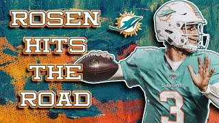 The Josh Rosen Saga: Will It Happen All Over Again with the Miami Dolphins?