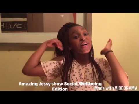 Amazing Jessy show Social Wellbeing