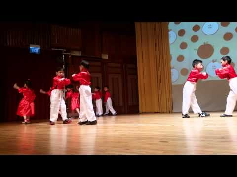 Xiao Ping Guo Children Dance