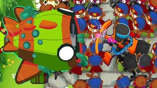 Can You Beat Bloonarius With Only Dart Monkeys? - Bloons TD 6