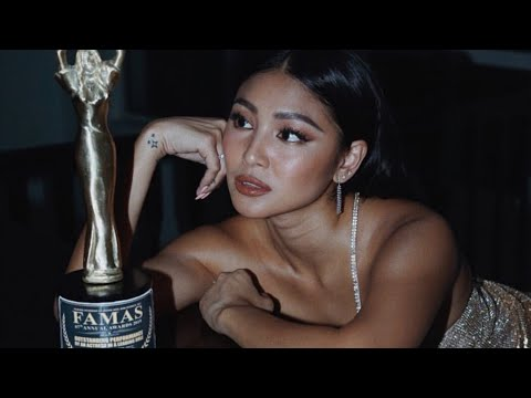 Full HD Video Nadine Lustre Wins Best Actress At The Famas 2019