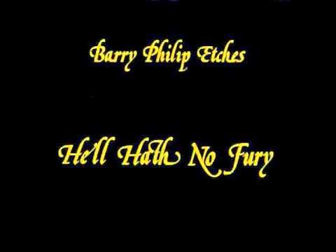Barry Philip Etches - Watch Him Die