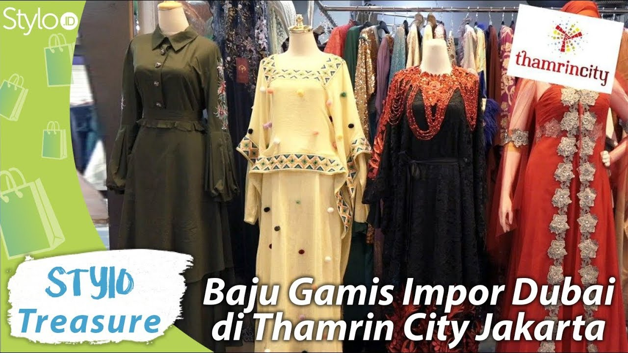 Baju Pesta Hijab & Muslim Model Gamis Import di Thamrin City yang Jadi Tren  Fashion 10  Stylo.ID
