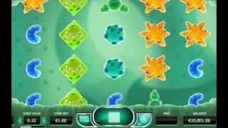 Видео-обзор игрового автомата Cyrus The Virus (Цирус-вирус) от производителя Yggdrasil Gaming