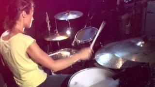 RDF Chuzhbinov Drums Smack #6 - Нелли Бубуянц(Записано на студии Mars Records. Аренда студии с барабанами Чужбинова по телефону: +7 985 765-3428 Желающим участвовать..., 2013-07-14T08:05:06.000Z)