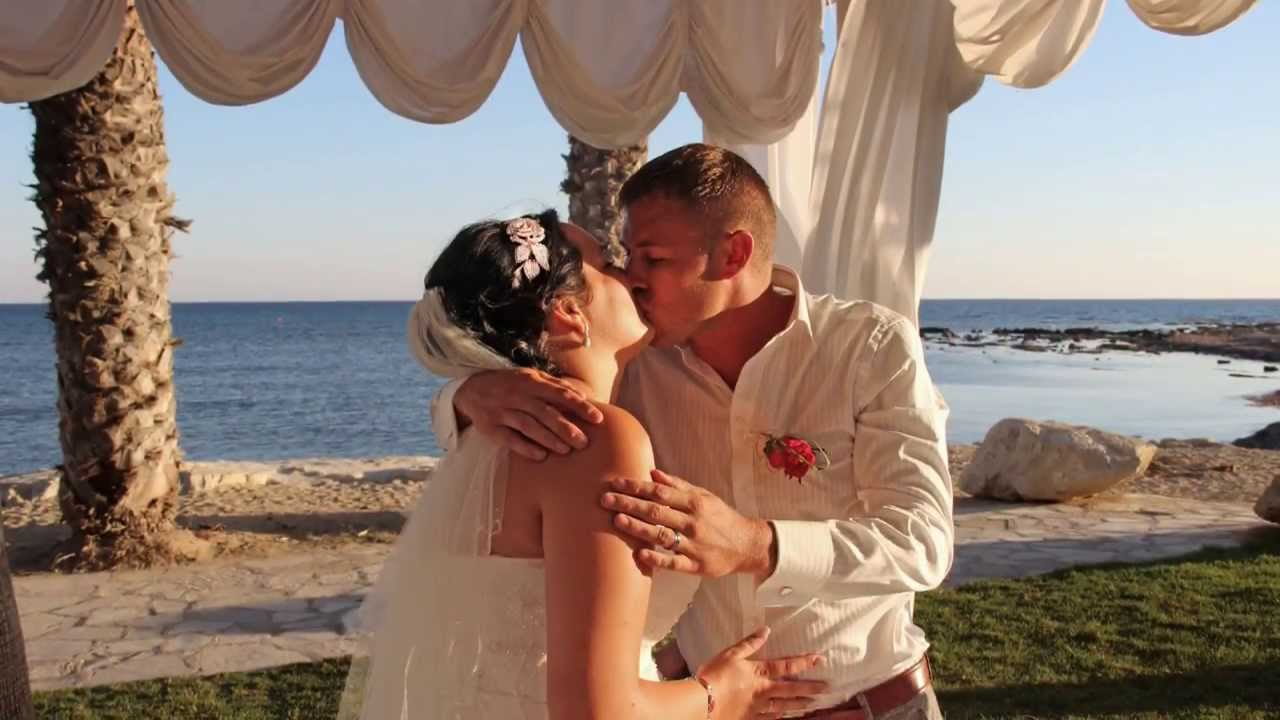 The Wedding Of Helen And Ben Louis Phaethon Hotel Paphos Cyprus 10 September 2013