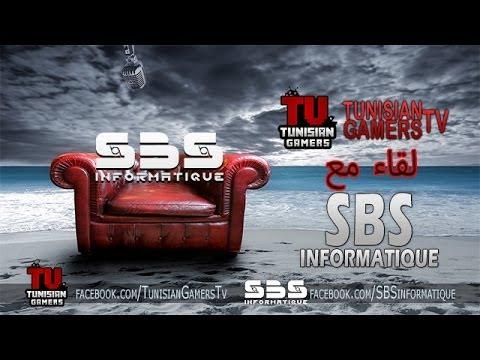 لقاء مع (SBS Informatique (Geekho