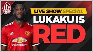 Romelu Lukaku Signs for Manchester United! MUFC Transfer News