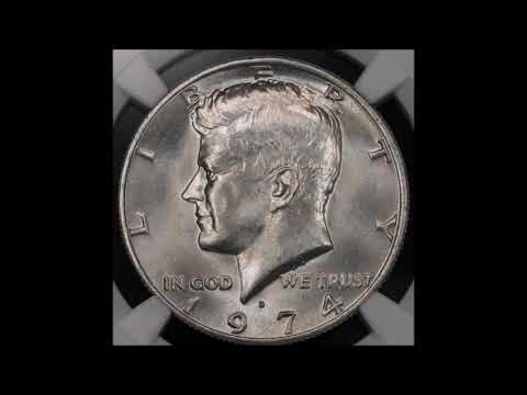 5 Kennedy Half Dollar Varities You Should Be Searching For