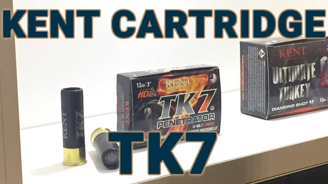 Kent Cartridge's TK7 Penetrator Turkey Load (VIDEO)