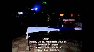 Dash Eventos en el Salón