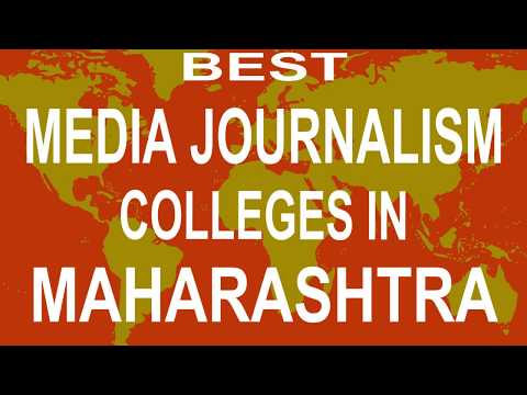 Best Media Journalism Colleges And Courses  In Maharashtra