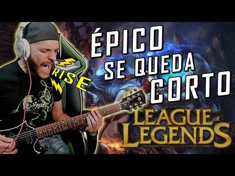 RISE (League of Legends) | ANÁLISIS MUSICAL (por un profesor de música)