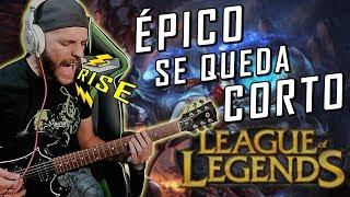 RISE (League of Legends) | ANÁLISIS Por Maestro de Música